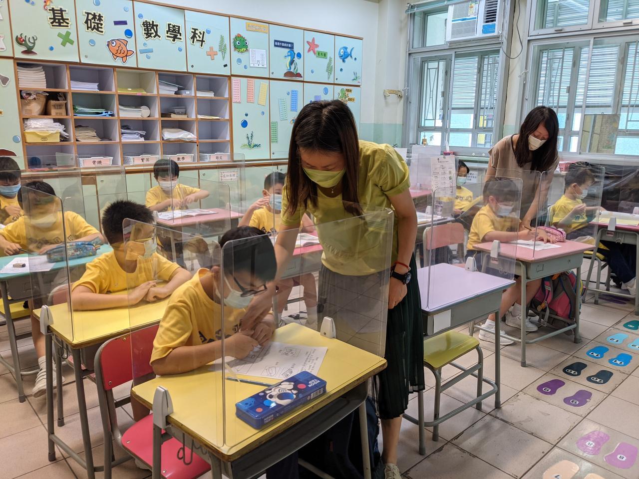 入班支援輔導老師與科任協作教學