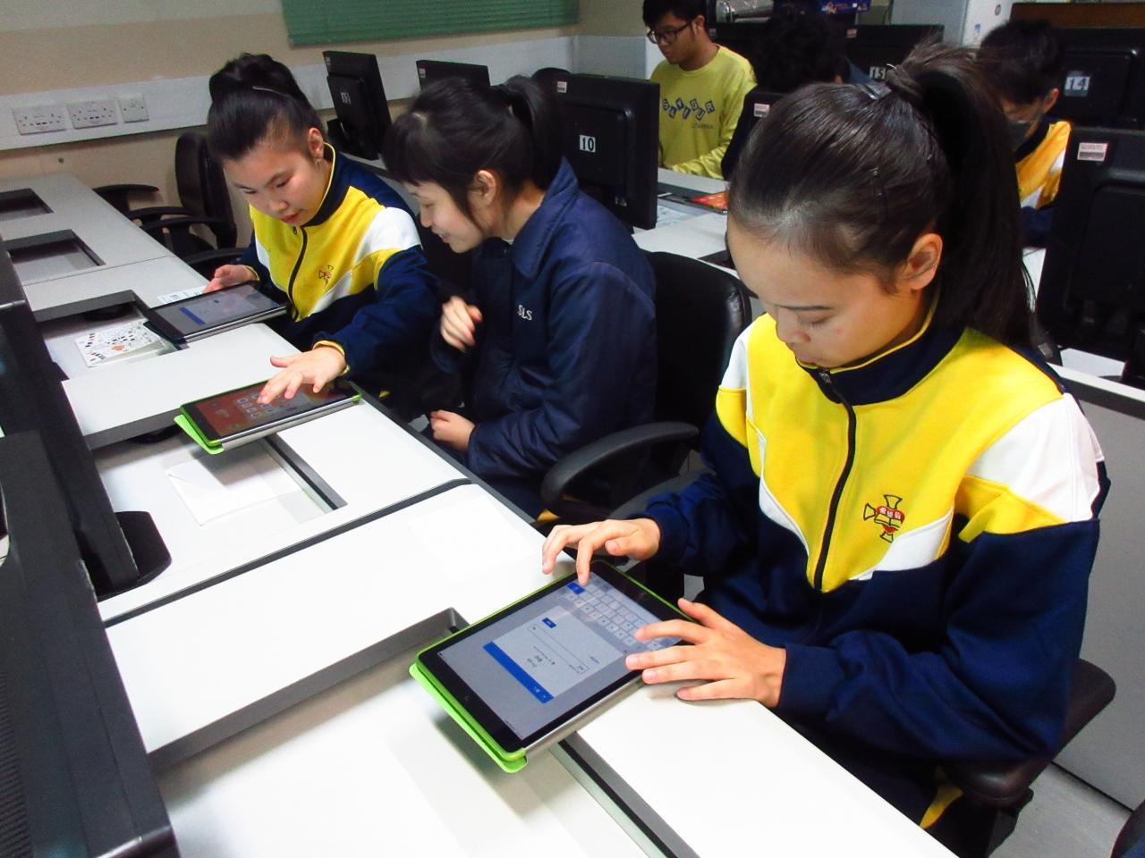 Google Classroom平台
